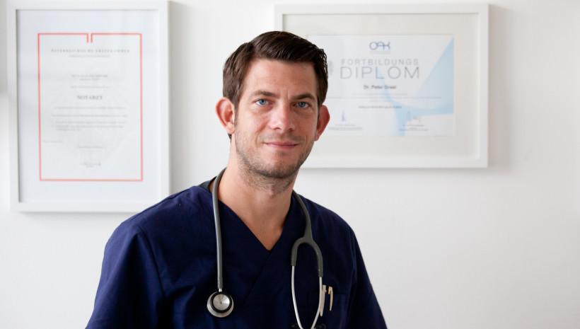 Dr. med. univ. Peter Grasl